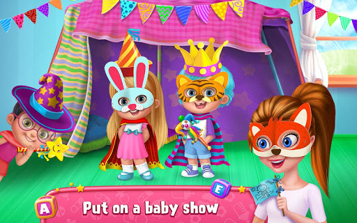 Babysitter First Day Mania - Baby Care Crazy Time modavailable screenshots 4