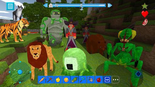 Terra Craft: Build Your Dream Block World 1.6.5 screenshots 24