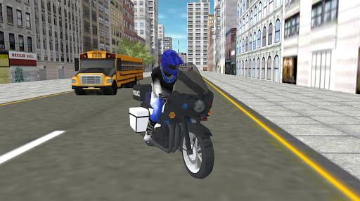 Real Police Motorbike Simulator 2020 1.7 screenshots 10