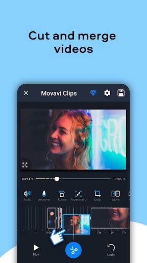 Download APK: Movavi Clips – Video Editor with Slideshows v4.13.1 [Premium]