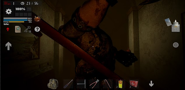 Number 752 Demo: Horror in the prison Screenshot