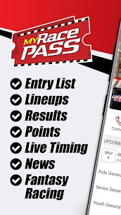 MyRacePass  The Official App Download For Pc (Windows/mac Os) 1