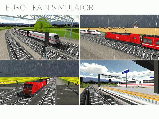 Euro Train Simulator 3.3.1 screenshots 7