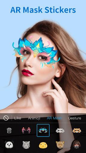 Selfie Camera - Beauty Camera & AR Stickers screenshots 1