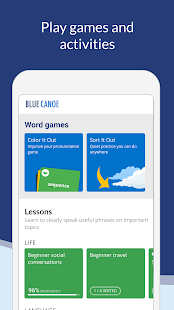 Blue Canoe: Learn to Speak English Clearly