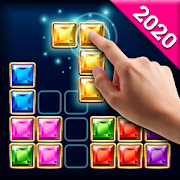Block puzzle blocks - jewel free block games 1010!