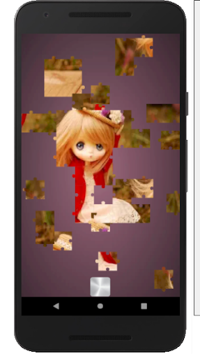 Cute Dolls Jigsaw And Slide Puzzle Game 1.51.7 screenshots 1