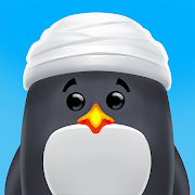 Learn 2 Fly: Flying penguin games