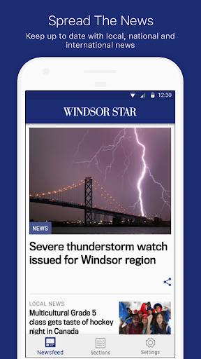 The Windsor Star 4.8 screenshots 1