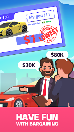 Used Car Dealer Tycoon 1.9.296 screenshots 3