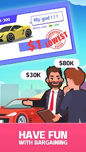 Used Car Dealer Tycoon MOD APK (Unlimited Money) 3