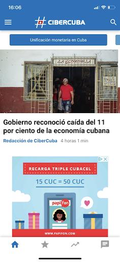 CiberCuba - Noticias de Cuba 4.5.2 Screenshots 2