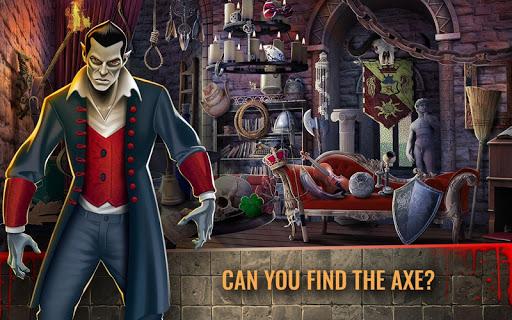 Vampire Castle Hidden Object Horror Game  screenshots 1
