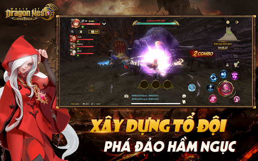 World of Dragon Nest - Funtap screenshots 14