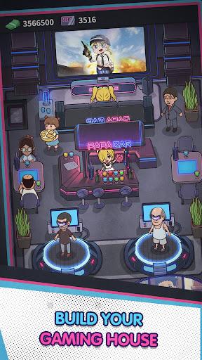 Gamer Cafe 1.0.4 screenshots 9