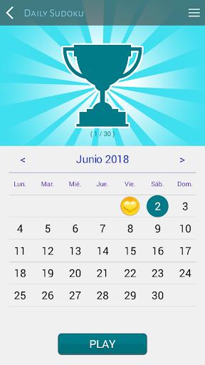 Sudoku classic 1.1.8 screenshots 3