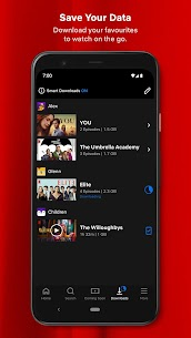 Netflix Modded APK 7.98.0 (MOD, Premium Cracked) for Android 3