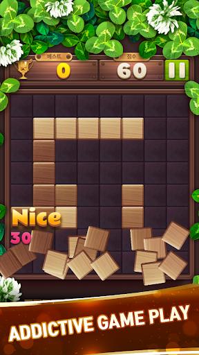 Wood Block Puzzle Game 2021  screenshots 3