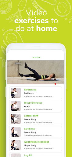 Foto do Nootric - Weight loss plans and nutrition