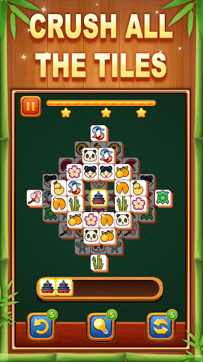Tile Joy - Mahjong Match Connect 1.2.3000 screenshots 3