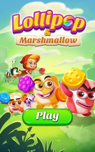 Lollipop & Marshmallow Match3 20.1215.00 screenshots 6