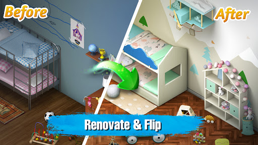 Room Flipu2122: Design Dream Home 1.2.8 screenshots 10