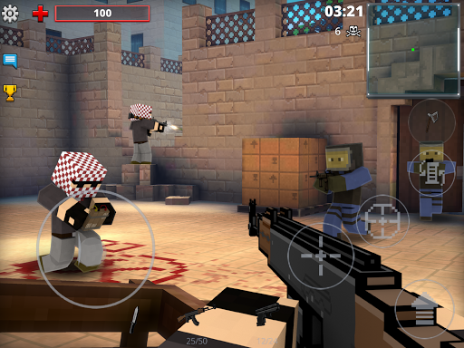 Pixel Strike 3D - FPS Battle Royale 8.4.1 screenshots 7