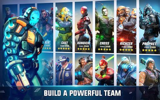Hero Hunters  screenshots 12