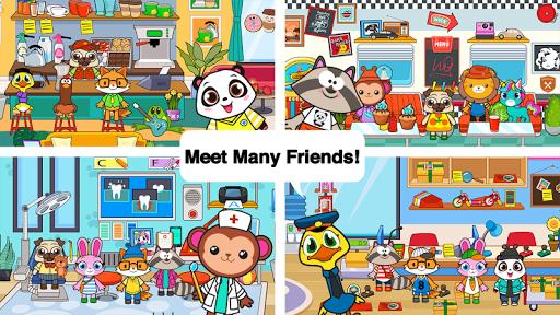 Main Street Pets Village - Meet Friends in Town apkdebit screenshots 2