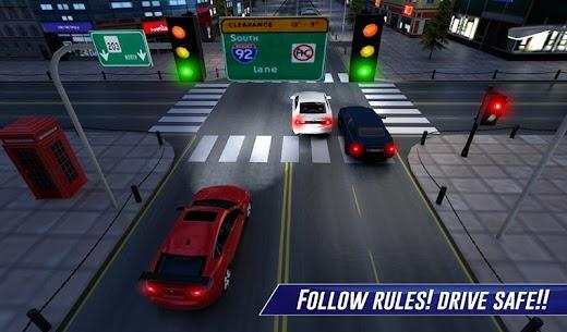 gerçek araba araba sürüş sürücü simülatörü Apk Son Sürüm 2021 5