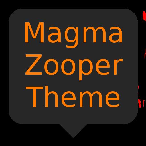 Magma Zooper Theme For PC Windows (7, 8, 10 and 10x) & Mac Computer