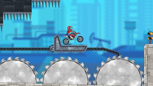Top Moto Bike: Offroad Racing  screenshots 5