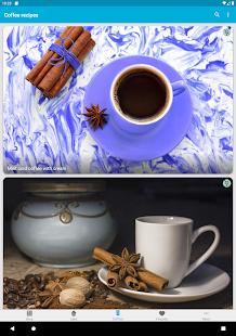 Coffee Space - Unusual coffee recipes