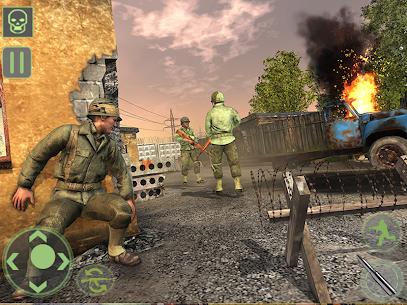 Frontline World War 2 Survival Mod Apk (God Mode) 7