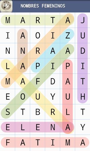 Sopa de Letras en Espau00f1ol Gratis 1.2 com.sopade.letras apkmod.id 3
