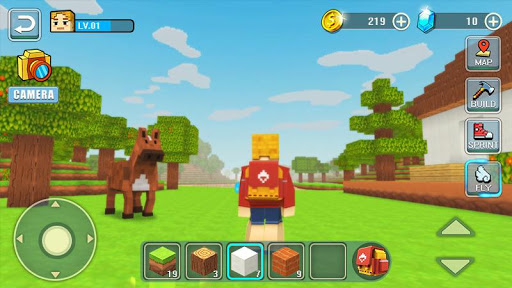 World Building Craft Apkfinish screenshots 14