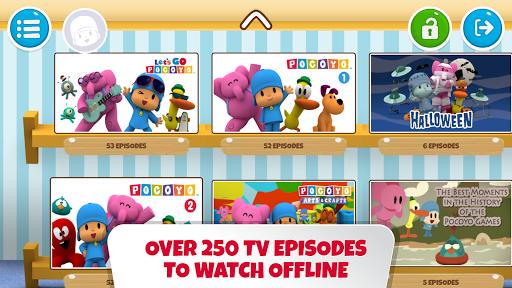 Pocoyo House: best videos and apps for kids apkdebit screenshots 10