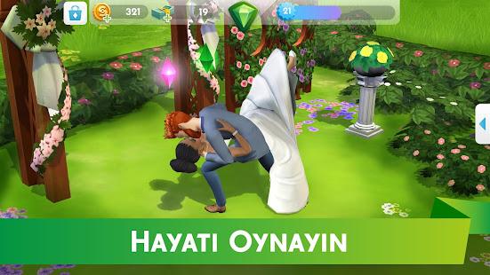 The Sims Mobil Mod Apk