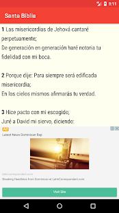 Santa Biblia Gratis 4.7 Screenshots 5