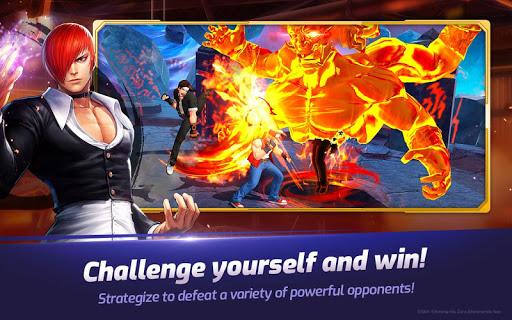 The King of Fighters ALLSTAR Apkfinish screenshots 15