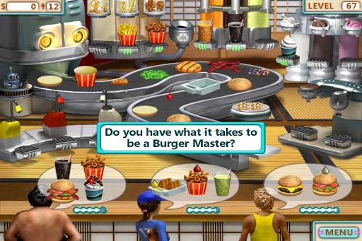 Burger Shop 1.6 Screenshots 5