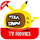 PikaShow - Free Live TV Movies Guide 2021 para PC Windows
