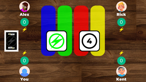 Power Switch: Card Game