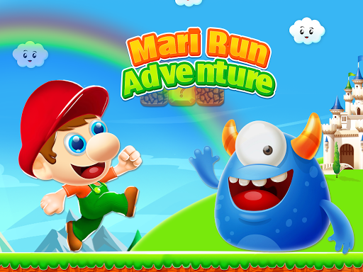 Super Adventure Mari Run - Free endless game  screenshots 5