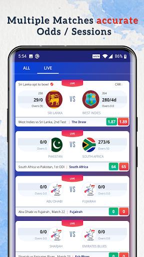 Star Cricket Line Guru | IPL Scores 2021  screenshots 3