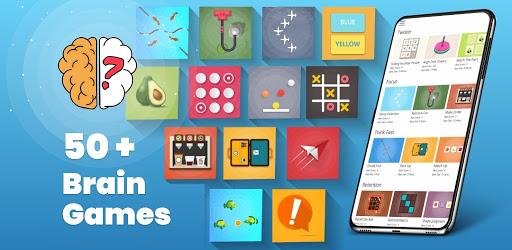 Brain Games For Adults - Brain Training Games  screenshots 1