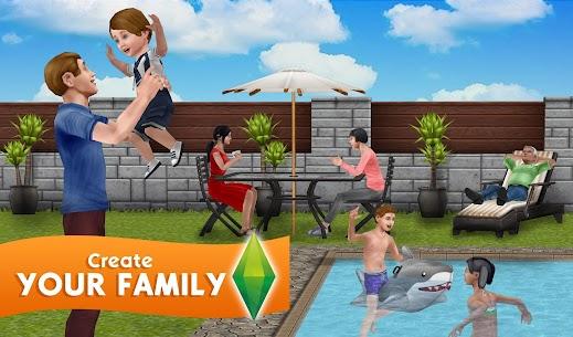 The Sims FreePlay Mod Apk Latest Version 2021** 1