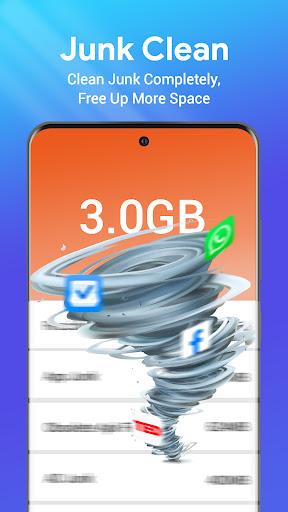 One Booster - Antivirus, Booster, Phone Cleaner apktram screenshots 1