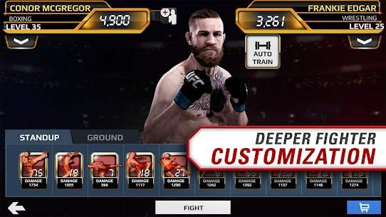 Download EA SPORTS UFC  Android boxing match game  data 4