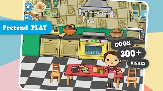 Free Lila' s World  create, Play, Learn in Granny' s Town 5